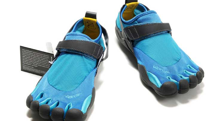 new arrival d09fe b104b The Natural Footwear - Vibram Five Finger Shoes - Chris Feld